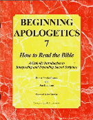 Beginning Apologetics 7