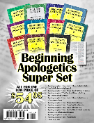 "Beginning Apologetics ""SUPER SET"""