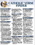 Catholic Verse Finder LARGE EDITION